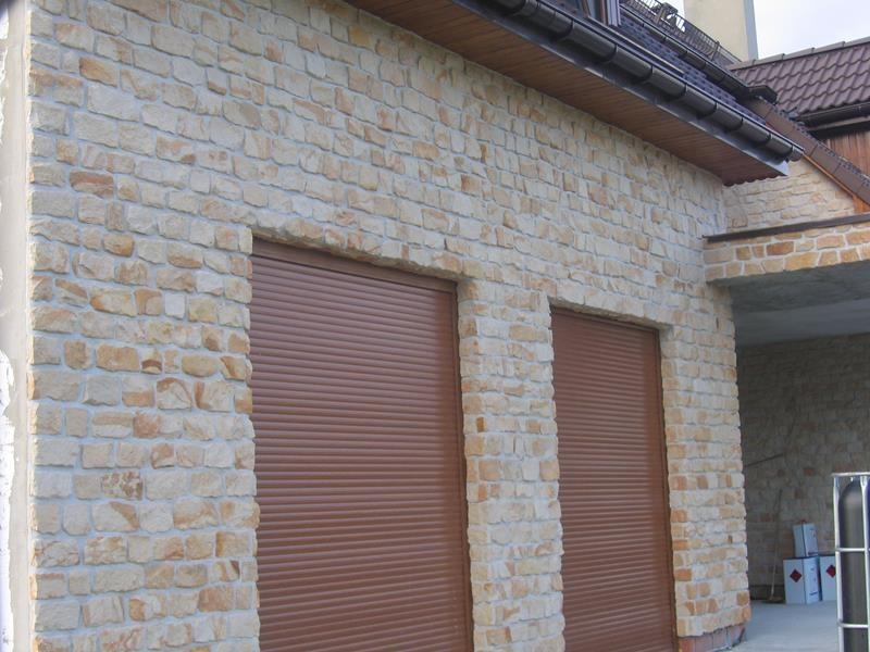 Zaawansowane Kamień elewacyjny dekoracyjny piaskowiec ozdobny murowy - mur YA27